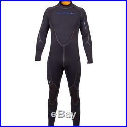 3mm Henderson Mens Aqua Lock Full Suit Scuba Diving Wetsuit for Temperate Water