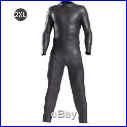 3mm MEN WetSuit Full Body Suit Super Stretch Diving Suit Swim Surf Snorkeling