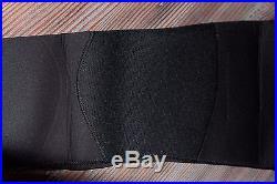 4/3mm Chest Zip Full Body Wetsuit Front Zipper 4mm 3mm Neoprene Surf Dive Scuba