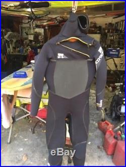 5/4/3mm Men's Body Glove Fusion Hooded Full Wetsuit