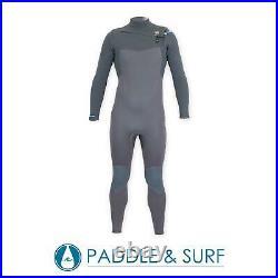 Alder Mens Pyro FX 4/3mm Chest Zip Steamer Full Length Wetsuit