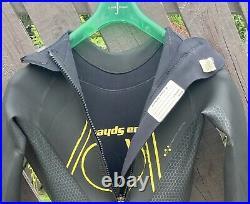 Aqua Sphere Pursuit, M-L Full Suit, Mens Wetsuit Triathlon Open Water Swim