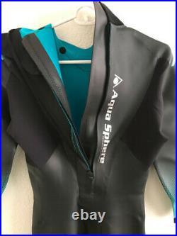 Aquaskin Full Wetsuit Diving Triathlon Surfing