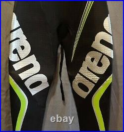 Arena Men's Triathlon Wetsuit Full Sleeve Neoprene and Carbon Fiber, Size L, NWT