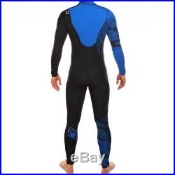 BNWT Mens Body Glove CT Full Wetsuit 3/2mm Blue/black RRP £190 Size LARGE