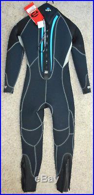 BRAND NEW! Pinnacle Tempo 7mm Merino Wool Men's Full Wetsuit