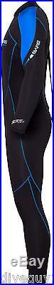 Bare 5mm Sport S-Flex Full Scuba Diving Wetsuit Men's (All sizes)