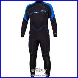 Bare 5mm Sport S-Flex Full Suit Men's, Blue