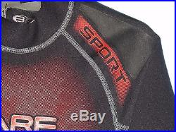 Bare Sport 1mm Thermal Skin Full wetsuit Men's Red