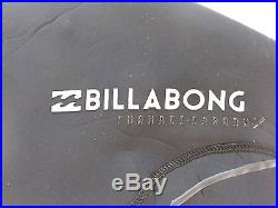 Billabong 3/2 Furnace Carbon-X Chest-Zip Full Wetsuit Men's Small /34174/