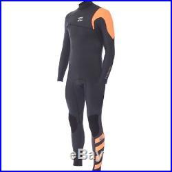 Billabong 3/2 Furnace Pro No-Zip Full Wetsuit Men's