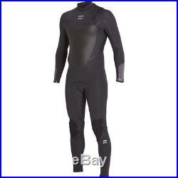 Billabong 4/3 Absolute X Chest Zip Full Wetsuit Men's