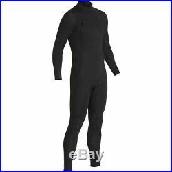 Billabong 4/3mm Furnace Absolute Chest-Zip GBS Full Wetsuit Men's