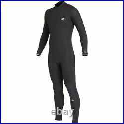 Billabong 5/4 Furnace Absolute Back-Zip GBS Full Wetsuit Men's
