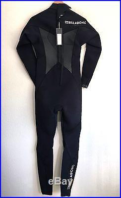 Billabong Mens Full Wetsuit Absolute Comp 3/2 NWT Size Medium M