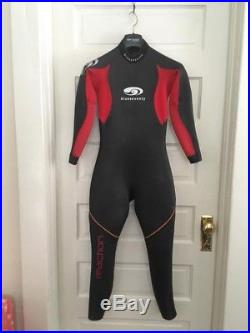BlueSeventy Mens Full Triathlon Wetsuit Size Small, Reaction Retail $499