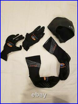 BlueSeventy Reaction Triathlon Full Wetsuit Bundle L