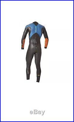 Blue Seventy Men's Full Sleeve Helix Wetsuit 2017 MEDIUM Triathlon