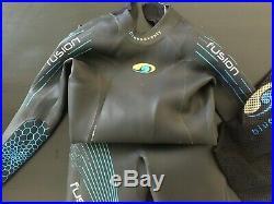 Blue Seventy Men's Fusion Triathlon Full Wetsuit Medium-Tall MT
