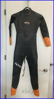 Blue Seventy Wetsuit Men's Sprint Triathalon Full Sleeve SMT