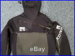 Body Glove Fusion 5/4/3mm Full Body Wetsuit with Hood Pre-owned Free Shipping