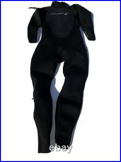 Brand New! Mens ONeill Epic 4/3 MM Back Zip Full Wetsuit Size Medium
