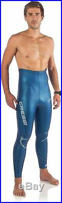 Cressi Free Man Two Piece Full Set Freediving Wetsuit ALL SIZES LF451001