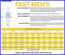 Cressi Men's Fast 3mm Backzip Neoprene Full Wetsuit 2X-Large Blue/Grey