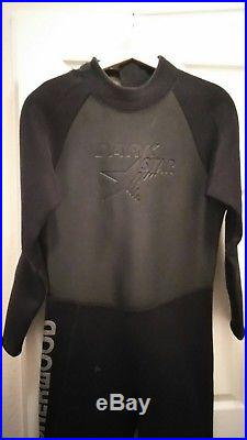 Dark Star Mens Full Wetsuit Size XL 3/2 Sherwood Scuba Dive-Retail around $320
