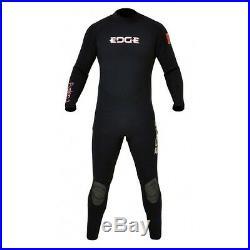 Edge Fusion 3mm Full Wetsuit Mens SIZE 2XL EDG-0500-2XL