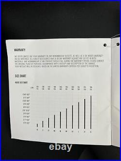 HURLEY mens M ADVANTAGE PLUS 3/2FS Full WetSuit SIZE XL New