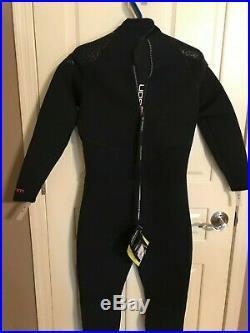 Henderson mens thermaxx 7mm full wetsuit medium black color