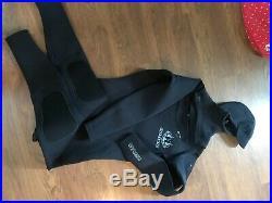 Hotline Reflex 5/4mm Hooded Full Surf Wetsuit Men's XS NWT 5mm Neoprene Msrp$429