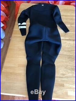 Hurley Advantage Elite 3/2+mm Surf Diving Full Suit BV4398-010 Men's S Small