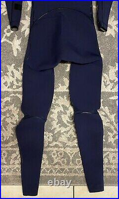 Hurley Advantage Max 3/2 Full Wetsuit Navy Blue Mens Sz ST Small-Tall $390 NEW