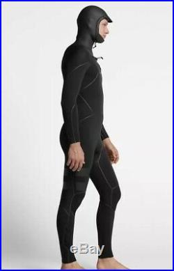 Hurley Advantage Max 5/3mm Full Wetsuit Mens Sz MS Medium Short MFS0000660 NWT