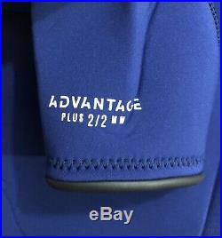 Hurley Advantage Plus 2/2 MM Short Sleeve Full Suit MFS0000540-4EU Mens XS