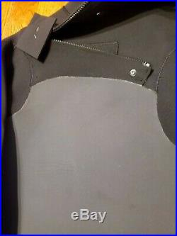 Hurley Men's Advantage Plus 5/3 Full Wetsuit Black (LS) BV4396 010 Black New x