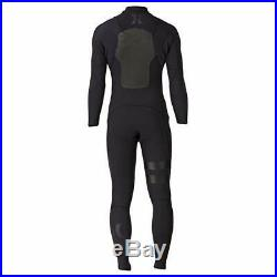 Hurley Men's Fusion 302 3/2mm Long Sleeve Full Wetsuit Black (Size XS)