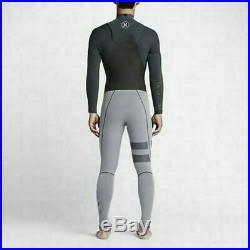 Hurley Phantom 202 FS Fullsuit Wetsuit Full Grey All MFS0000230 MS MEDIUM SHORT