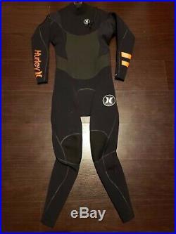 Hurley Phantom 202 Full suit Wetsuit Men's Size S