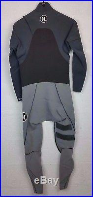 Hurley Return Wetsuit- Phantom 2mm ChestZip Full Suit with Suit Bag Men's Size L