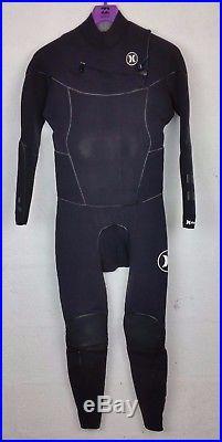 Hurley Return Wetsuit- Phantom 3mm ChestZip Full Suit Men's Size M