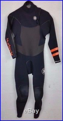 Hurley Return Wetsuit- Phantom Limited 2/2mm Zipperless Full Suit Men's Size MS