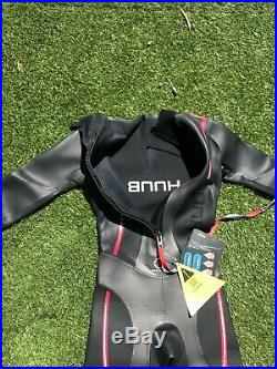 Huub Aerious 3.5 Mens full triathlon wetsuit size M new with tags
