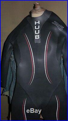 Huub Triathlon Wetsuit Womens Small Aegis II 2 Mens X Small In Box Full Scuba