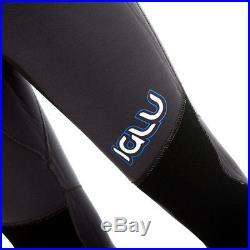 IGLU Men's 4/3 Winter Wetsuit Full Length Wetsuit Adults 4mm/3mm Steamer
