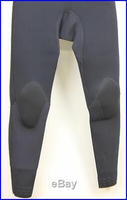 Isurus Mens I-Elite 3.2 Full Suits Black/Grey M New