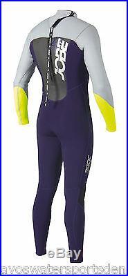 Jobe Impress FS Full Flex Mens Wetsuit Small Jetski Wakeboard Waterski Sup Kayak