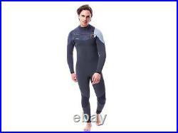 Jobe Yukon 5/3MM Chest Zip Mens Steamer Full Wetsuit Jetski Wakeboard Waterski